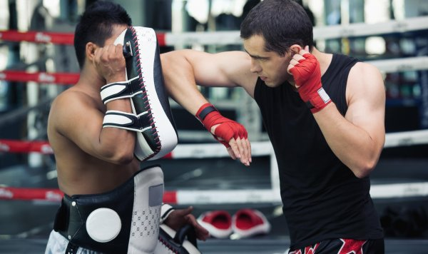 Muay Thai Classes in Downtown Fort Worth